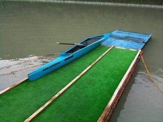 ヒカリのカナディアンボート