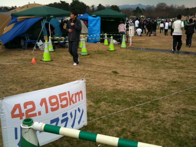 満濃池リレーマラソン